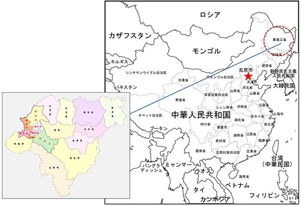 海外進出の事例紹介/中国 ハルビン